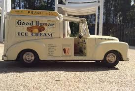 100 Good Humor Truck 1952 Toy Tatsuya Ford In Original Box 1813124295
