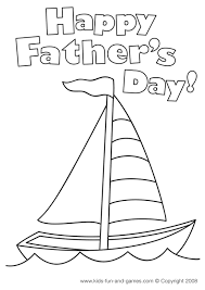 FatherS Day Printable Coloring Pages Father