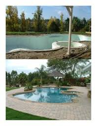 pool tile 6x6 tri state project with stone look 6x6 waterline