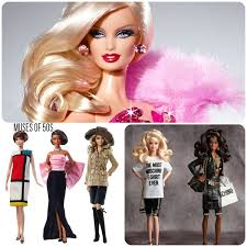 Barbie Fashion Doll RUNWAY MAGAZINE Official