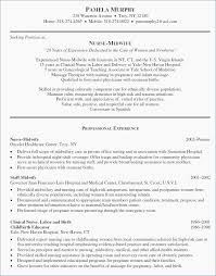 Massage Therapy Resume Best Of Objective Examples Fresh Nursing Resumes 0d Wallpapers 40