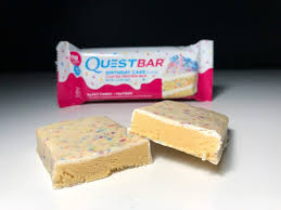 Birthday Cake Quest Bar