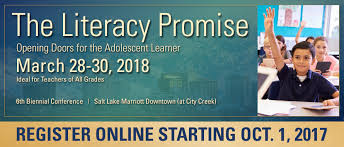 Literacy Promise Conference 2018