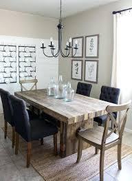 Diy Dining Room Table Ideas Modern Farmhouse Home Sweet Centerpiece