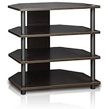 Furinno Computer Desk Amazon by Amazon Com Furinno Turn N Tube Easy Assembly 4 Tier Petite Tv
