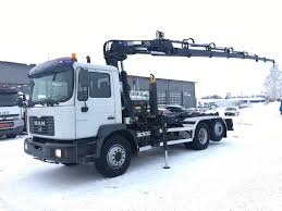 100 Bucket Trucks For Sale In Pa Used MAN ME 280 6x2 Crane Trucks Year 2001 Price US 34255 For