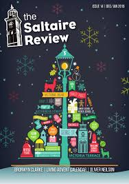Christmas Tree Cataract Seen In by The Saltaire Review Issue 14 Dec Jan 2015 By Festival