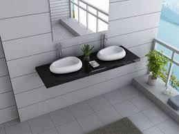 waschbecken ein doppelwaschbecken oder zwei kleine