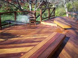 Mid On Deck Urban Dictionary by Cumaru Tropical Hardwood Custom Designed Deck With Deckorator