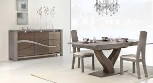 table chaise salle à manger meuble bois massif