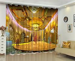 tapisserie pour bureau lit chambre salon de luxe 3d rideaux pour bureau hôtel accueil mur