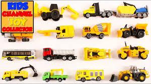 100 Dump Truck Video For Kids Download Construction Vehicles Excavator Wheel