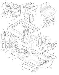 Murray Mower Deck Belt by Murray 30577x8a Parts List And Diagram 1999