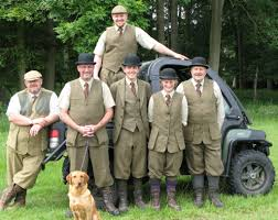 100 Gamekeepers Introduction Shooting Conservation On The Holkham Estate Norfolk