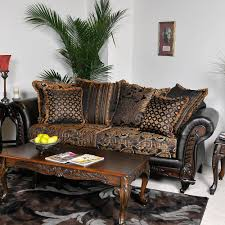 Brown Couch Decor Living Room by Elegant Living Room Sofas Doherty Living Room Experience