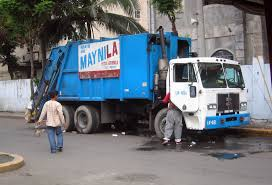 File:Waste Collection Truck In The Philippines.jpg - Wikimedia Commons