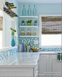 Sabrina Alfin Interiors Turquoise And Aqua Kitchen Ideas