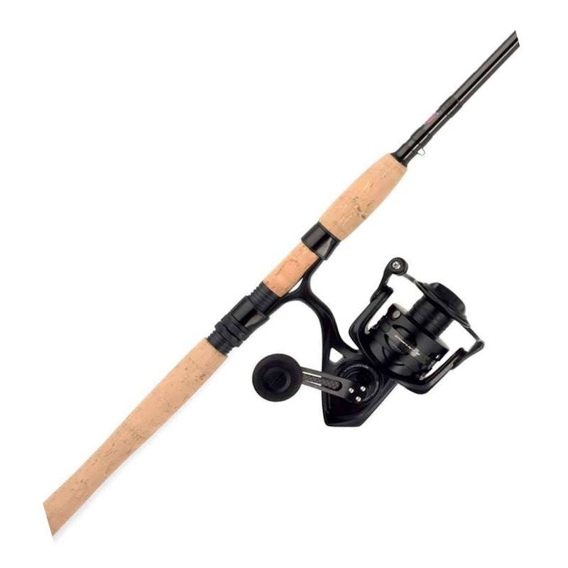 Penn Conflict II Spinning Reel and Rod Combo - with 7'Ml Rod