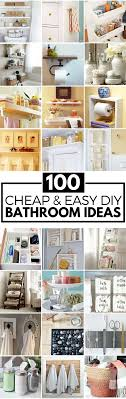 100 Cheap And Easy DIY Bathroom Ideas - Prudent Penny Pincher Bathroom Inspiration Using A Dresser As Vanity Small Remodel Ideas On Budget Anikas Diy Life 100 Cheap And Easy Prudent Penny Pincher Bathrooms Our 10 Favorites From Rate My Space Oiybathroomwallcorideas Urbanlifegr Top Just Craft Projects 30 Storage To Organize Your Cute 19 Amazing Farmhouse Decorating Hunny Im Home 31 Tricks For Making Your The Best Room In House 22 Diy Decoration The Decor