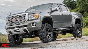 2018 GMC Canyon Denali Rough Country Off-Road Edition (Cyber Gray ... Gmc Sierra Hd Adds Offroadinspired All Terrain Package Motor Trend Introduces New Offroad Subbrand With 2019 At4 The Drive Chevycoloroextremeoffroad Fast Lane Truck Best Used To Buy In Alberta 2016 X Revealed Gm Authority Introducing The 2017 Life Trucks Kamloops Zimmer Wheaton Buick 1500 Chevrolet Silverado Will Be Built Alongside Debuts Trim On Autotraderca Headache Rack 2014 2018 Chevy Add Lite Front Bumper