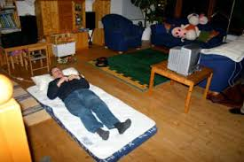 betrug durch abschirm matten im schlafbereich