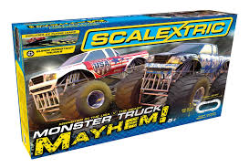 Scalextric Monster Truck Mayhem Race Set – Hamilton Hobby Specialties Texas Size Hull Monster Truck Mayhem Scalextric Youtube Image Trigger Rally Mod Db Preview The League Of Noensical Gamers Free Download Android Version M1mobilecom Lots Trucks Toughest On Earth Marshall Atv Thunder Ridge Riders Nintendo Ds 2007 C1302 Set Slot Carunion Iphone Game Trailer Amazoncom Rattler Team Track Car 132 Scale Race Amazoncouk