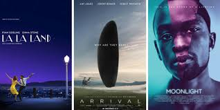 And The Oscar For Best Movie Poster Design Goes To