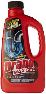 amazon com drano drain cleaner professional strength 32 oz
