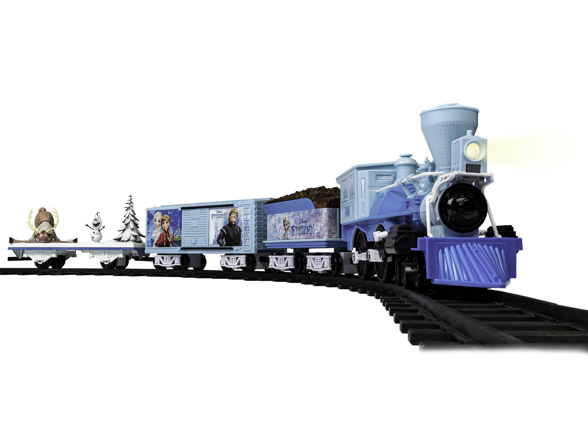 Lionel 711940 Disney Frozen Ready to Play Train O Scale