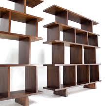 Open Bookcase by Boston Interiors Devin Open Bookcase Room Divider For Open Open