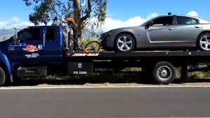 100 Tow Truck Honolulu Hawaii Police Officer On Leave After Bicyclist From Michigan Is