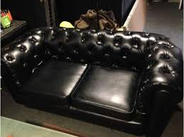 canape chesterfield cuir occasion marvelous 6 brocante antiquite