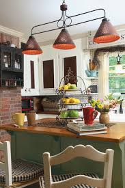 Primitive Kitchen Ideas Pinterest by Incredible Primitive Kitchen Lighting House And Living Room