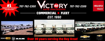 Victory Commercial Truck Center | Petaluma, CA » Victory Commercial ... Commercial Truck Dealer Rendels Inc Vans New Used Vehicles Springfield Mo Fleet For Sale In Spartanburg Vic Bailey Ford East Coast Sales Ruxer Lincoln Incs Inventory Jasper In Selectrucks Of Los Angeles Freightliner Body Shop Ip Serving Dallas Ft Worth Tx Parts Com Sells Medium Heavy Duty Trucks Repair Tucson Az Empire Trailer About Us Box Solutions Rebranding Dealers Isuzu 10576