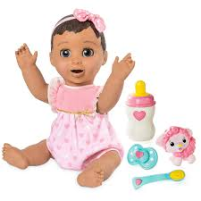 Luvabella Responsive Baby Doll With Real Expressions And Movement