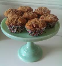 Panera Pumpkin Muffin Ingredients by Copycat Panera Strawberry Rhubarb Mini Cakes A K A Strawberry
