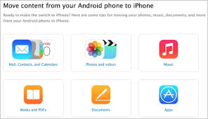 Apple Releases Guide For Android Users Who Want To Switch IPhone Langhub