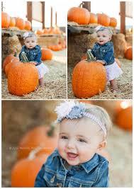 Pumpkin Patch Pasadena by Brooklyn U0027s 8 Month Portraits At The Pumpkin Patch U2013 Baby U0027s First