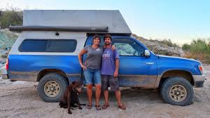Couple Builds DIY Truck Camper To Travel Full-Time | OVERLAND TRAVEL ... Northern Lite Truck Camper Sales Manufacturing Canada And Usa Building A Diy Truck Camper Campers Rv Business Eclectic Custom Hippie The Foxworthy Traveling Show Feature Earthcruiser Gzl Recoil Offgrid Welcome To Manufacturing Forum Vs Class C Lweight Ptop Revolution Live Really Cheap In Pickup Financial Cris Pickup Trucks Campers Best Of Vintage Based Trailers