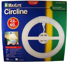 maxlite sk122mr like ge 11307 fca21 cd 21w circular kit