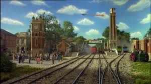 Thomas And Friends Tidmouth Sheds by Great Waterton Thomas The Tank Engine Wikia Fandom Powered By