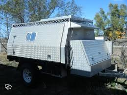 Off Road Camping Trailer Box