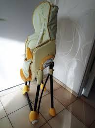 bebe confort chaise haute achetez chaise haute omega occasion annonce vente à franconville