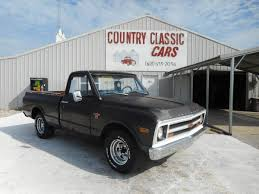 1968 Chevrolet C10 For Sale #1985974 - Hemmings Motor News 1967 Chevrolet C10 For Sale On Classiccarscom 1979 Pickup Truck Not Specified Chev 1972 Rhd Stepside Turbo Diesel 1976 Chevy G20 Shorty Van Sale By Fast Lane Classics 1969 Gmc Truckrat Rodc10 1983 Scottsdale Truck Sold Youtube Used Mouldings Trim In Greenville Tx 75402 Some Of The Classic Cars That We Robz Ragz