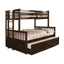 Furniture of America University Bunk Bed