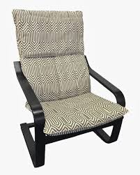 Karlstad Chair Cover Pattern by Knesting Ikea Inspiration