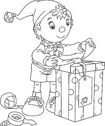 Printable Elf On The Shelf Coloring Sheets Pictures Pages Kindergarten Free To Print Girl