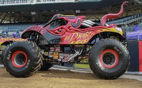 Monster Jam Revs Up For Second Year At Petco Park