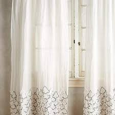 Gold And White Sheer Curtains by White And Gold Dot Sheer Curtain