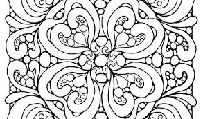 Online For Kid Free Abstract Coloring Pages 24 With Additional Print